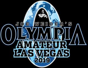 2019 Amateur Olympia