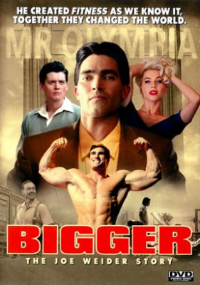 Bigger - Joe Weider Story DVD