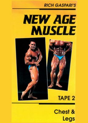 Rich Gaspari New Age Muscle Chest & Legs Download