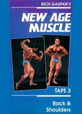 Rich Gaspari New Age Muscle Back & Shoulders Download