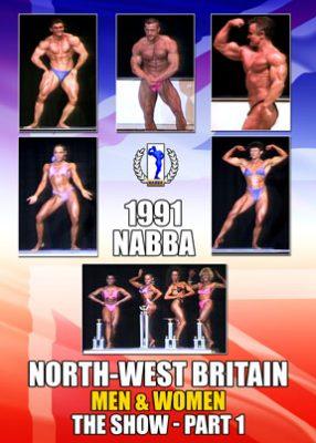 1991 NABBA North West Britain Part 1 Download