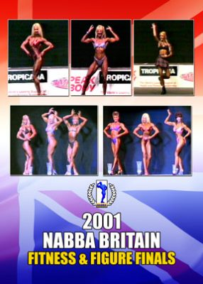 2001 NABBA Britain Fitness & Figure Finals Download