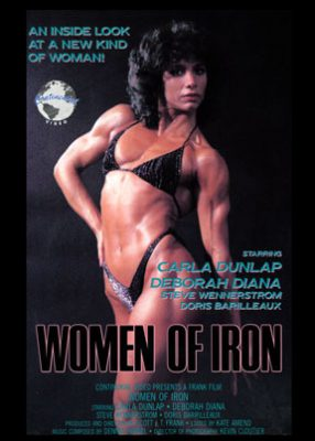 Women of Iron DVD