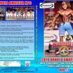 2019 Arnold Amateur NP Men's Physique