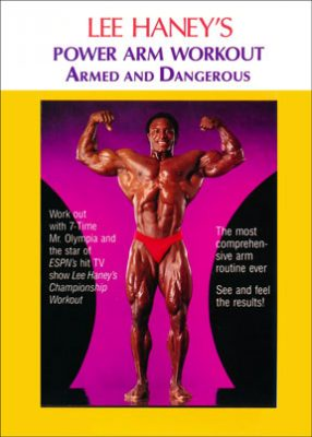 Lee Haney's Power Arm Workout Download