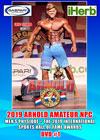 2019 Arnold Amateur NP Men's Physique DVD