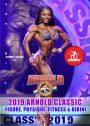 2019 Arnold Classic Pro Women DVD