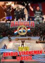 2019 Arnold Strongman Classic DVD