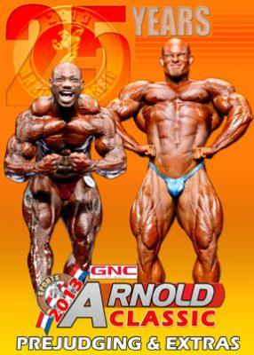 2013 Arnold Classic Pro Men - Part 1 Download
