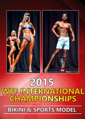 2015 WFF International Bikini & Sports Model
