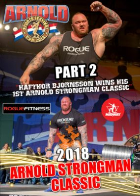 2018 Arnold Strongman Classic Download Part 2
