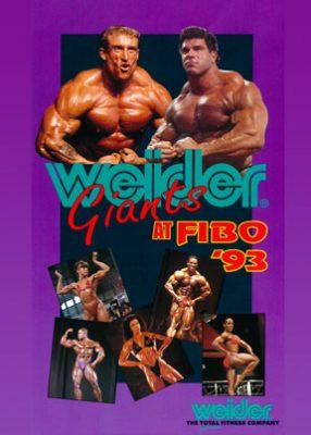 Weider Giants FIBO '93 Download