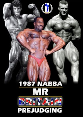 1987 NABBA Mr. Britain - Prejudging Download
