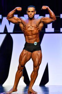 2018 Amateur Olympia Men's Classic Physique