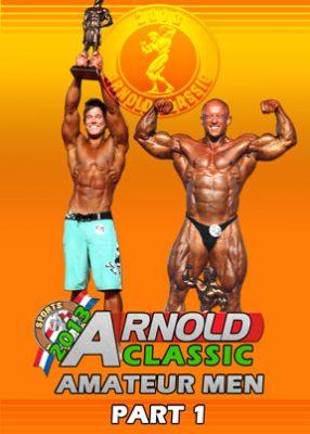 2013 Arnold Classic Amateur Men # 1 Download