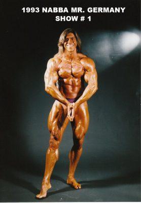 1993 Mr. Germany Show # 1