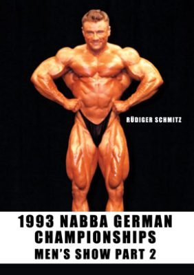 1993 NABBA Mr. Germany Show # 2 Download