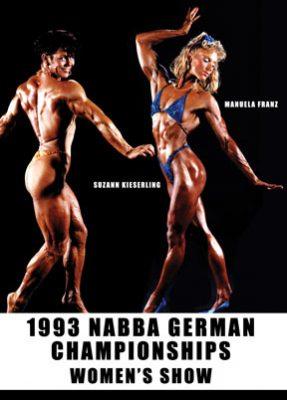 1993 NABBA German Championships Women's Show Download