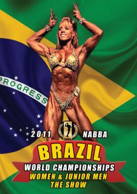 2011 NABBA Worlds Brazil women Show Download