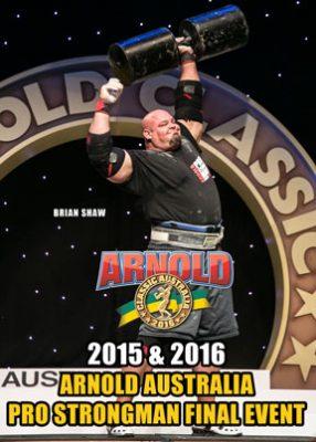 2015 & 2016 Arnold Australian Strongman Download