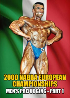 2000 NABBA Europe: Men's Prejudging # 1 Download