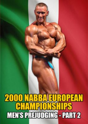 2000 NABBA Europe: Men's Prejudging # 2 Download