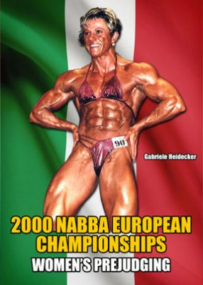 2000 NABBA Europe: Women Prejudging Download