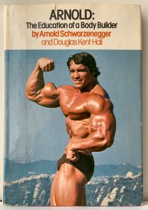 Arnold:Education of a Bodybuilder book