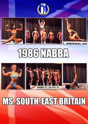 1986 NABBA Miss S.E. Britain download