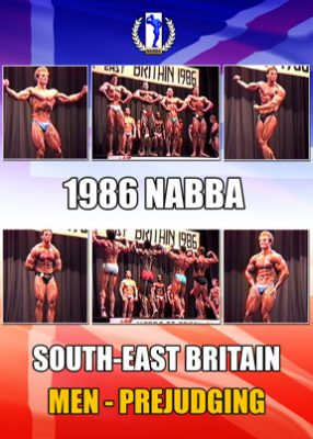 1986 NABBA S.E. Mr. Britain Prejudging Download