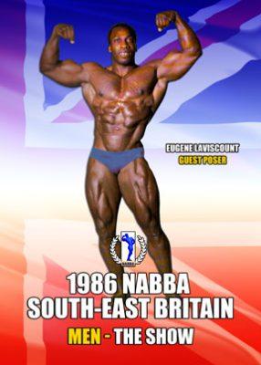 1986 NABBA Mr. S.E. Britain Show Download