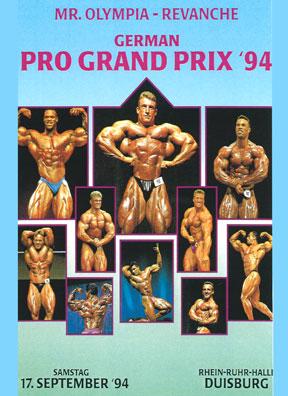 1994 IFBB German Grand Prix # 2 Download