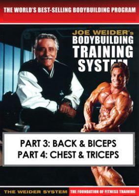 Joe Weider Training System 3 and 4 Download