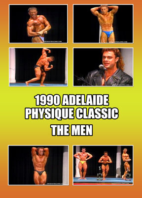 1990 Adelaide Physique Classic DVD
