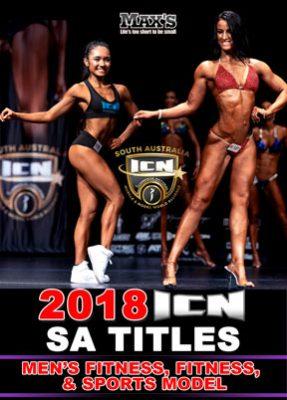 2018 ICN SA - Men's Fitness, Fitness, Sports Model Download