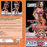 2020 Arnold Amateur women # 1 DVD