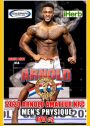 2020 Arnold Amateur Men # 2 DVD
