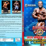 2020 Arnold Classic - Pro Men DVD