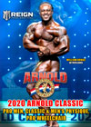 2020 Arnold Classic Pro Men DVD