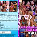 2020 Arnold Classic Pump Room Women DVD