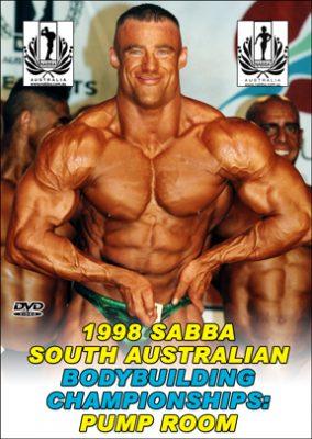1998 SABBA SA - Pump Room DVD