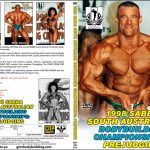 1998 SABBA SA - Prejudging DVD