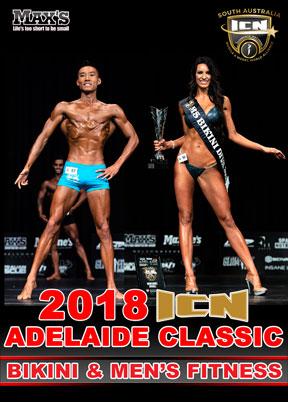 2018 ICN Adelaide - Bikini Men's Fitness Download
