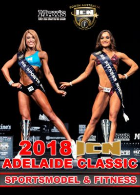 2018 ICN Adelaide Sports Model & Fitness Download