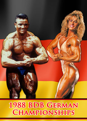 1988 BDB German Championships Download