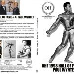 OHF Hall of Fame # 4 - Paul Wynter DVD
