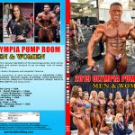 2019 Olympia Pump Room DVD