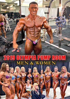 2019 Olympia Pump Room Download