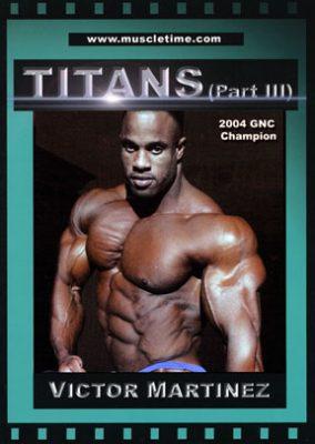 Muscletime Titans Victor Martinez Download