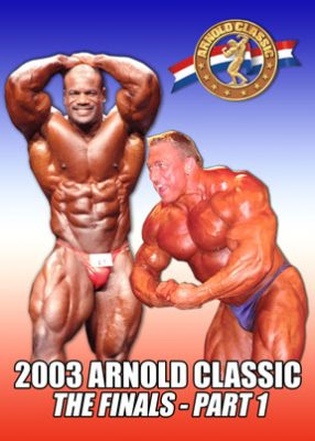 2003 Arnold Classic Finals # 1 Download